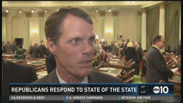 Republicans respond to State of the State