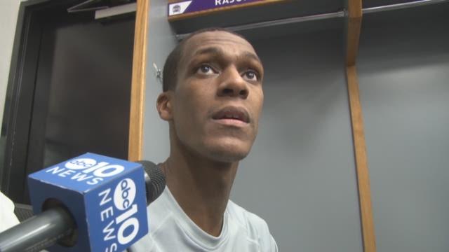 Rondo on triple-double performance in Kings win over Hawks