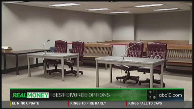 What are the best divorce options out there?