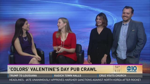 Valentine's Day Pub Crawl