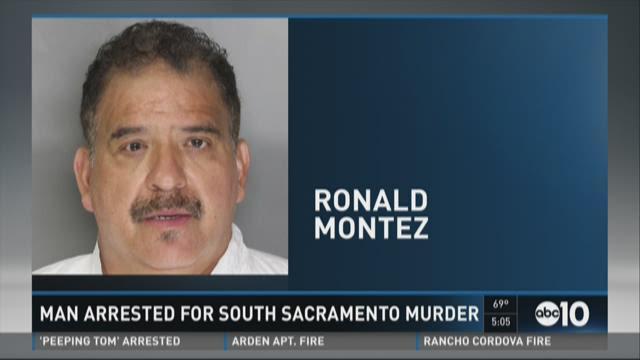 Man arrested for South Sacramento murder