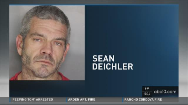 Rancho Cordova 'peeping tom' arrested