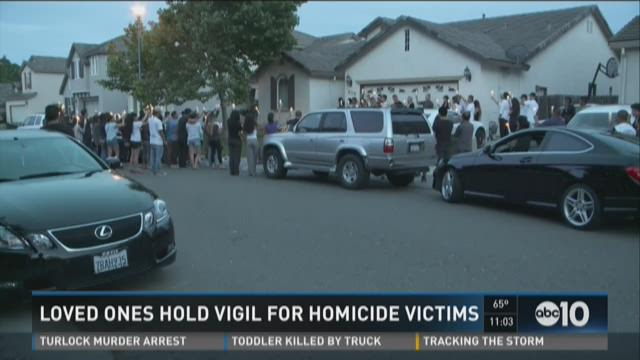Family mourns family killed in South Sacramento