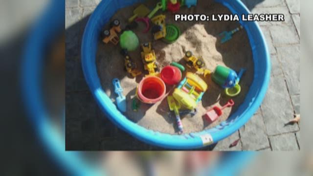 Imagine Better: DIY sandboxes for the summer