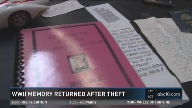 Student reunites lost WW2 letter with its owner
