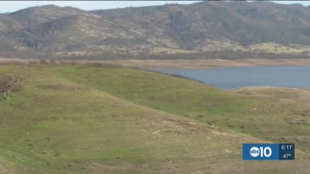 Reservoir levels on the rise for Vacaville weather