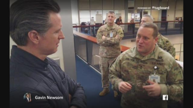 Gov. Brown speaks on evacuations, infrastructure