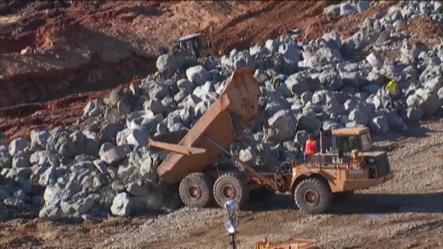 Crews prepare for more rain at Oroville dam