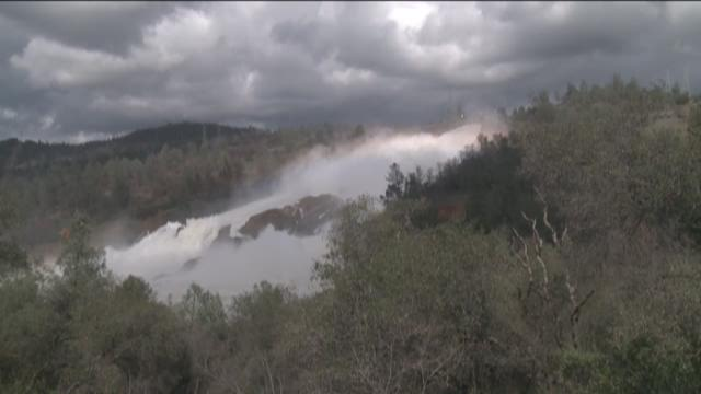 What's the progress on the Oroville dam?