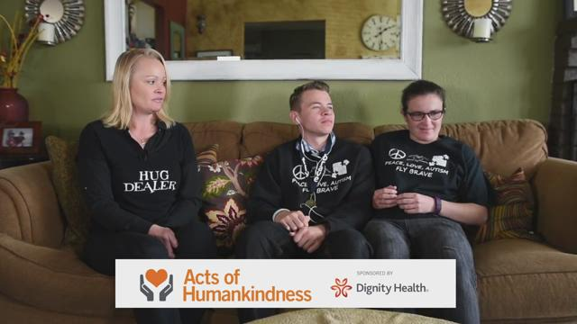 Acts of Humankindness: Vanessa Bieker - Founder of Flybrave.org