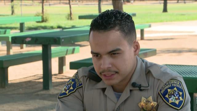 Former Sacramento homeless man now CHP officer