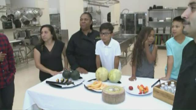 Farm-to-school brings fresh food to students