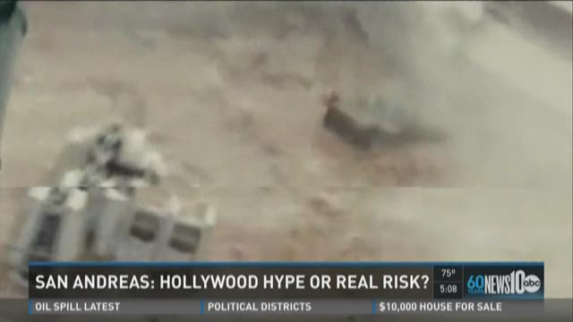 'San Andreas' quake: Real or really hyped?