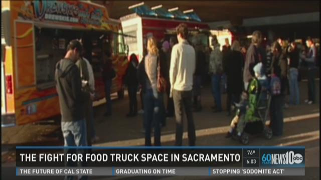 Food trucks fight for more freedom