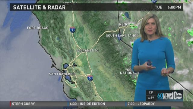 PM Weather: May 26, 2015