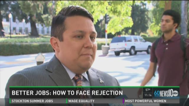 Better Jobs: How to face rejection