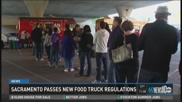 Sacramento passes new food truck regulation