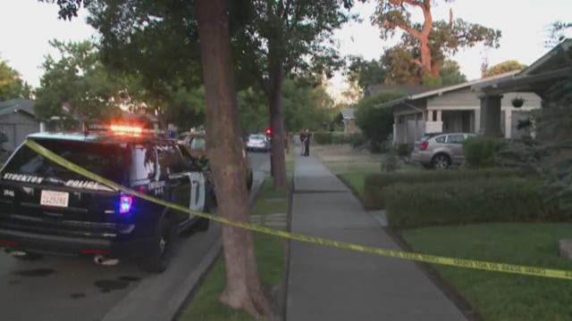Fight between two men turns into homicide near Oak Park in Stockton