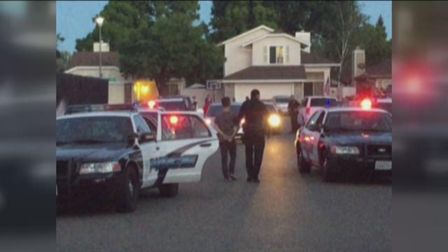 2 men attacked outside Elk Grove home