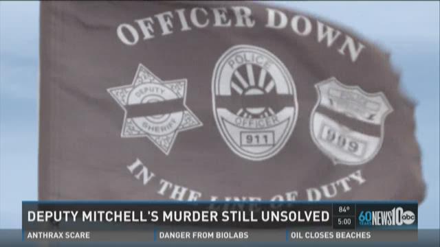 Sacramento Co. deputy's memorial bench stolen