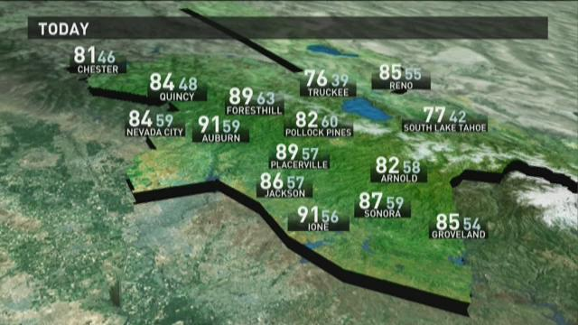 Local A.M. forecast: May 29