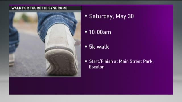 Event to raise awareness of Tourette Syndrome