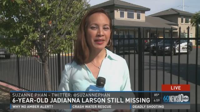 6-year-old Jadianna Larson still missing