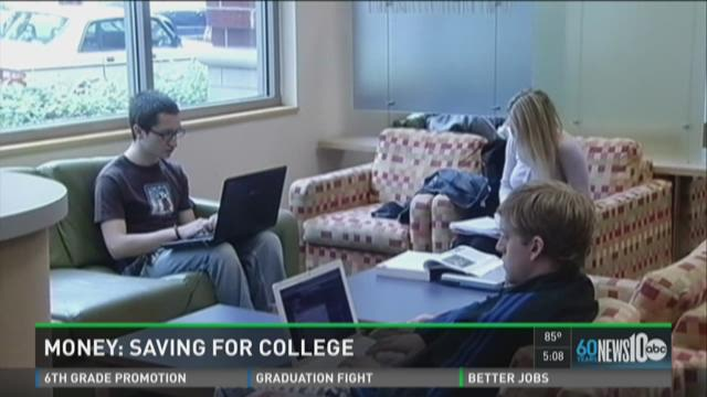 Real Money: Saving for College
