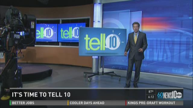 Tell10: Water flow for rapids, sideshows, oil protest, weather forecast,
