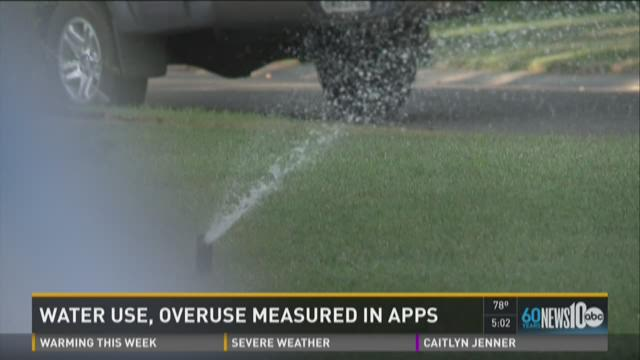 Placer County launches new drought app