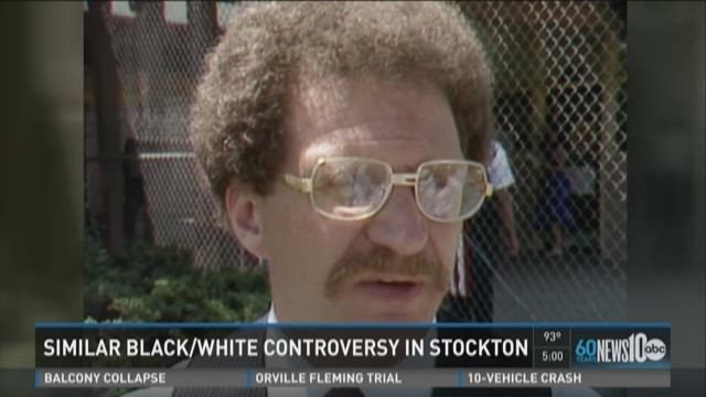 Former Stockton city council member says he is black