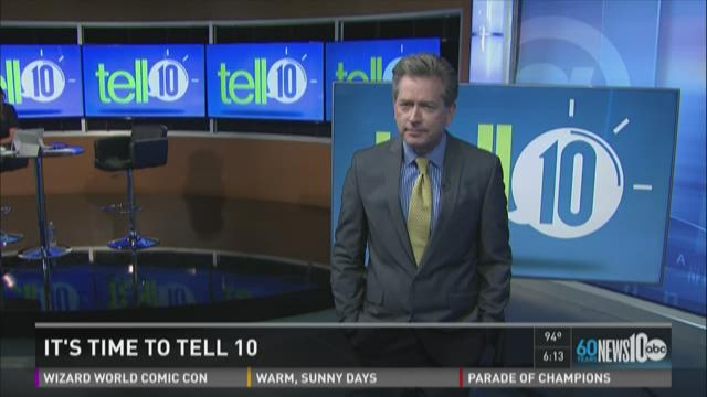 Tell10: NBA Finals coverage, woman on $10 bill, water ...