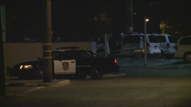 Man shot, killed late Sunday night