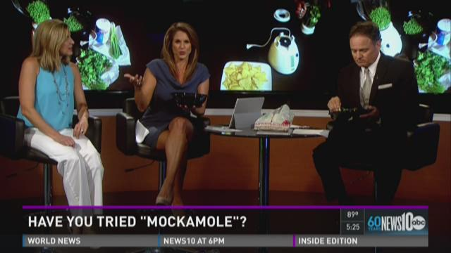 News10 anchors try 'mockamole'