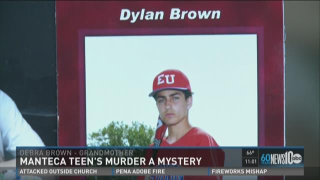 Manteca teen's murder a mystery