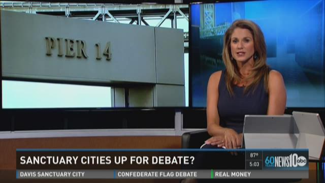 Controversy surrounds sanctuary cities