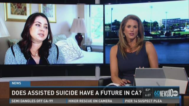 Does assisted suicide have a future in California?