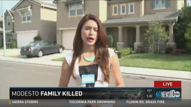 Modesto family killed