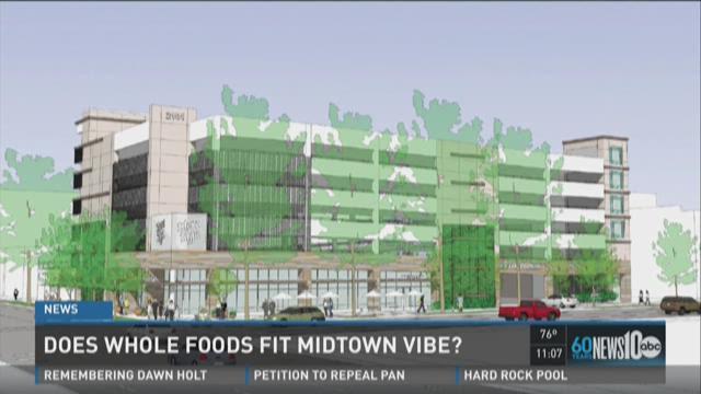 Midtown Whole Foods Sacramento