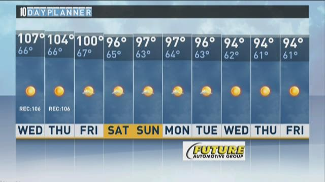 Local A.M. forecast: July 29, 2015