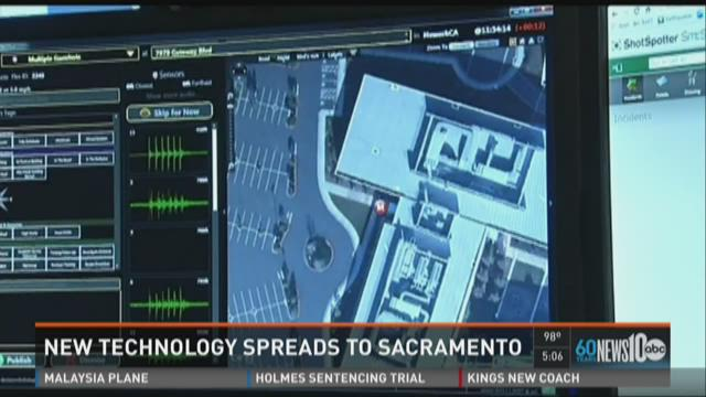 Sacramento Police now using ShotSpotter