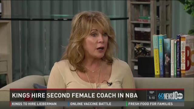 Sacramento Kings to hire Nancy Lieberman