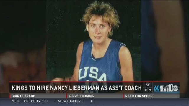 Kings to hire Nancy Lieberman as assistant coach