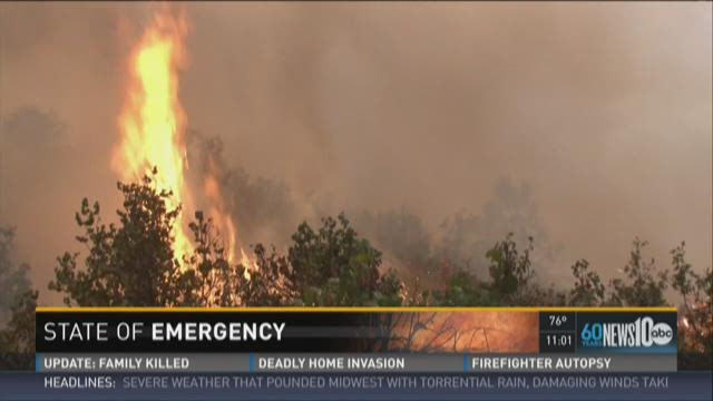 Rocky Fire grows, but so does containment