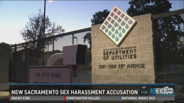 New Sacramento sexual harassment accustion