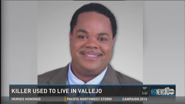Virginia gunman used to live in Vallejo