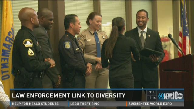 diversity in law enforcement The national urban league strongly urges law enforcement agencies across the country to not only read, but to also adopt or adapt those successful diversity-building efforts that have already been implemented by selected law enforcement agencies outlined in this report.