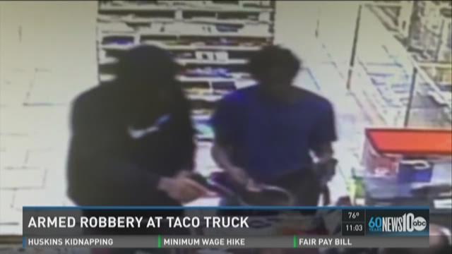Stockton armed robbers resort to 'Plan B'