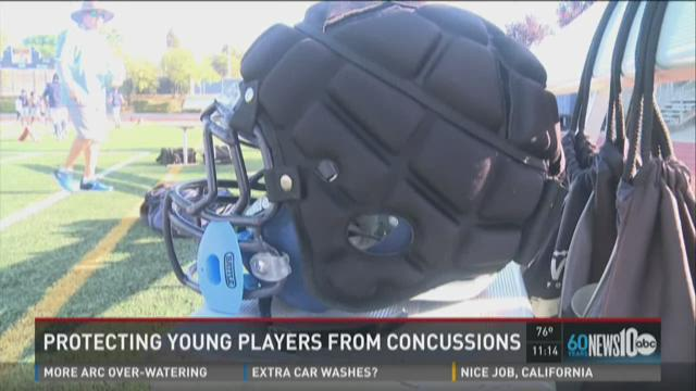 Protecting young players from concussions