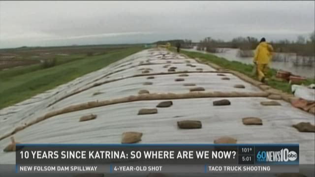 10 years since Katrina: Where are they now?